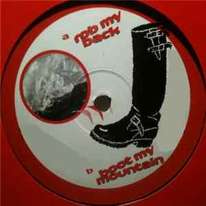 Unknown Artist - Rob My Back / Boot My Mountain Album