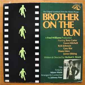 Johnny Pate - Brother On The Run (The Original Soundtrack) Album