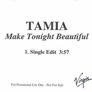 Tamia - Make Tonight Beautiful Album