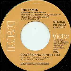 The Tymes - God's Gonna Punish You Album