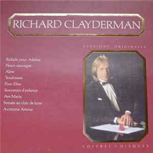 Richard Clayderman - Richard Clayderman Album