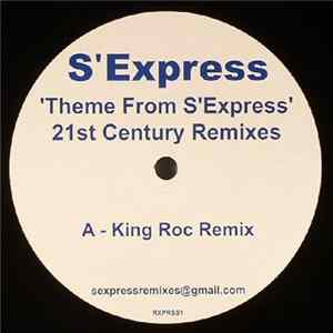 S'Express - Theme From S'Express (21st Century Remixes) Album