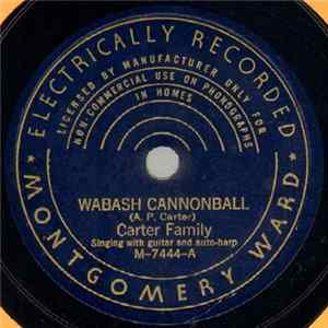 Carter Family - Wabash Cannonball / If One Won't Another One Will Album