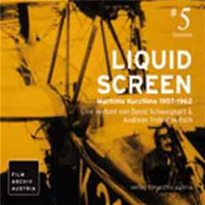 David Schweighart, Andreas Trobollowitsch - CinemaSessions #5 - Liquid Screen Album