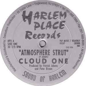 Cloud One - Atmosphere Strut / Disco Juice Album