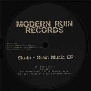 Skubi - Brain Music EP Album