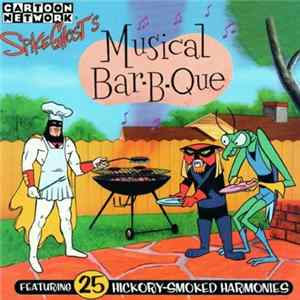 Space Ghost - Space Ghost's Musical Bar-B-Que Album