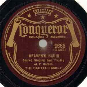 The Carter Family - Heaven's Radio / Meeting In The Air Album