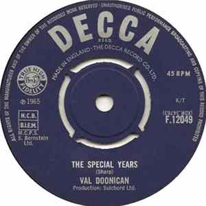 Val Doonican - The Special Years Album
