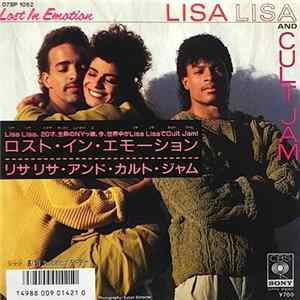 Lisa Lisa And Cult Jam - Lost In Emotion Album