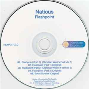 Natious - Flashpoint Album