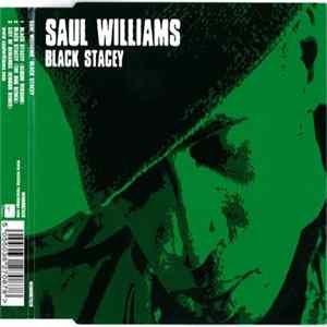 Saul Williams - Black Stacey Album